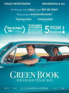 Green book sur les routes du sud affiche