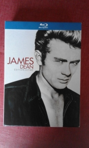 James dean edition ultime bluray coffret