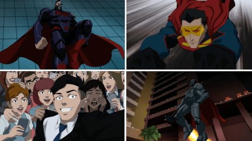le regne des supermen cyborg superman eradicateur superboy et steel