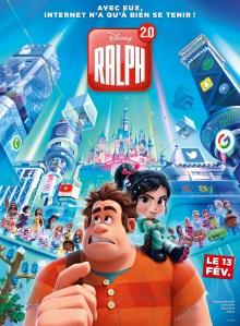 Ralph 2.0 affiche