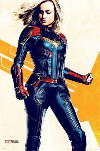 Captain Marvel affiche