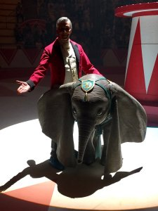 Michael Buffer in Dumbo Live Action