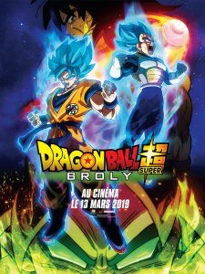 Dragon Ball Super Broly 2019 affiche