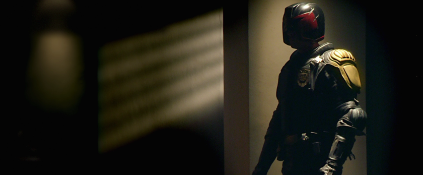 Dredd 2012 le juge dredd s'équipe
