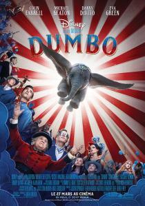 Dumbo 2019 tim burton