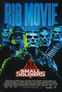 Small Soldiers Joe Dante affiche