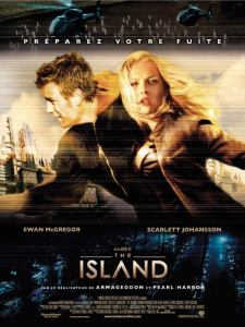 The island 2005 affiche