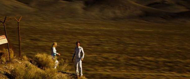 the-island(2005) lincoln 6echo et jordan2delta decouvrent le monde extérieur