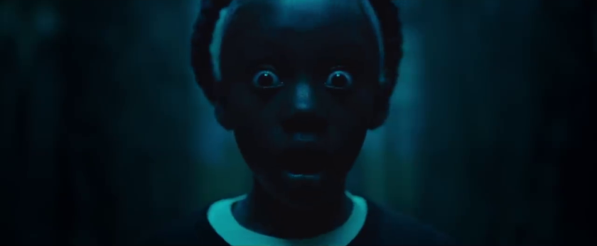 Us 2019 Jordan peele adelaide enfant terrifiée