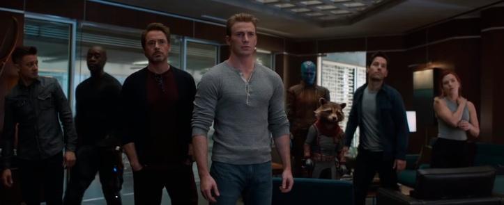 Avengers endgame les survivants réunis