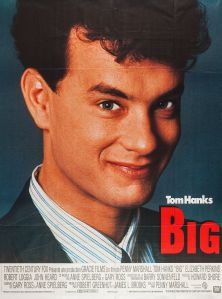 Big tom hanks affiche