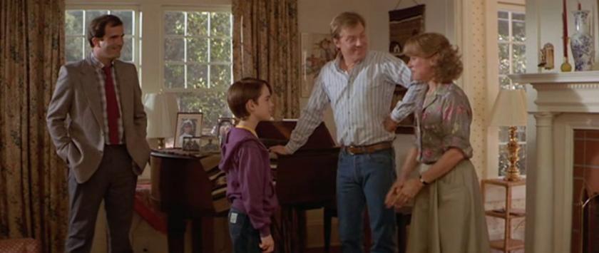 D.A.R.Y.L. 1985 daryl fait la connaissance de sa famille d'accueil