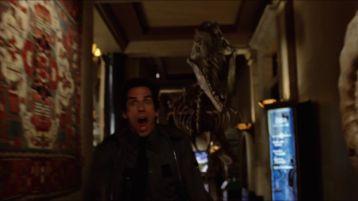 la nuit au musée 2006 larry poursuivit par un squelette de t rex
