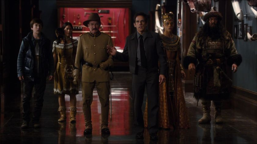 la nuit au musée le secret des pharaons larry et ses amis débarquent au british museum