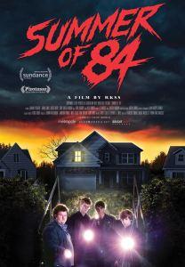 Summer of 84 affiche