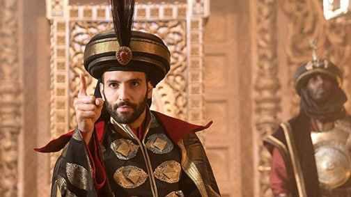 Aladdin 2019 disney live action jafar