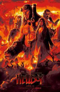 Hellboy 2019 affiche imax