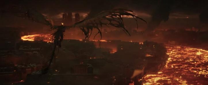 Hellboy 2019 vision de l'enfer