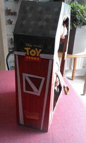 Toy Story Disney Story Pile-Poil coté de la boite