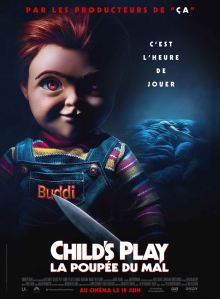 Child's Play la poupée du mal 2019 affiche