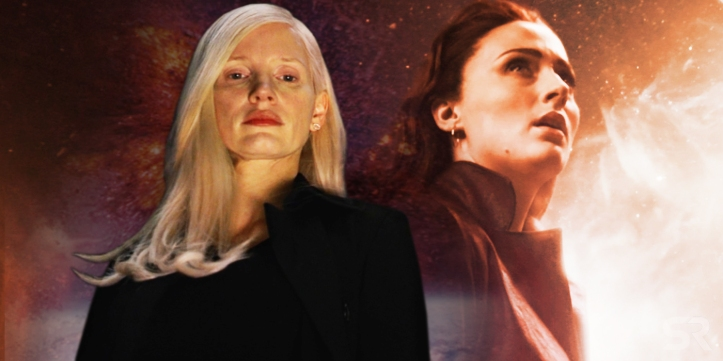 Jessica-Chastain-and-Sophie-Turner-in-X-Men-Dark-Phoenix