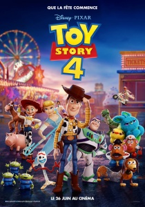 toy story 4 2019 affiche