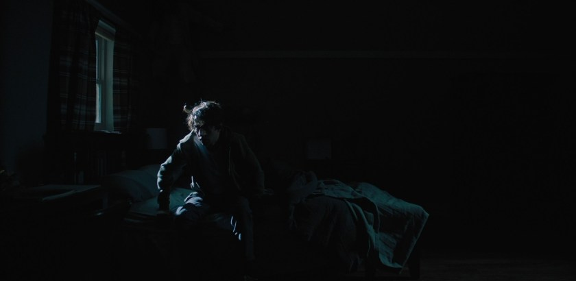 Hérédité film 2018 Peter se réveille en pleine nuit
