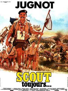 Scout_toujours Gérard Jugnot affiche