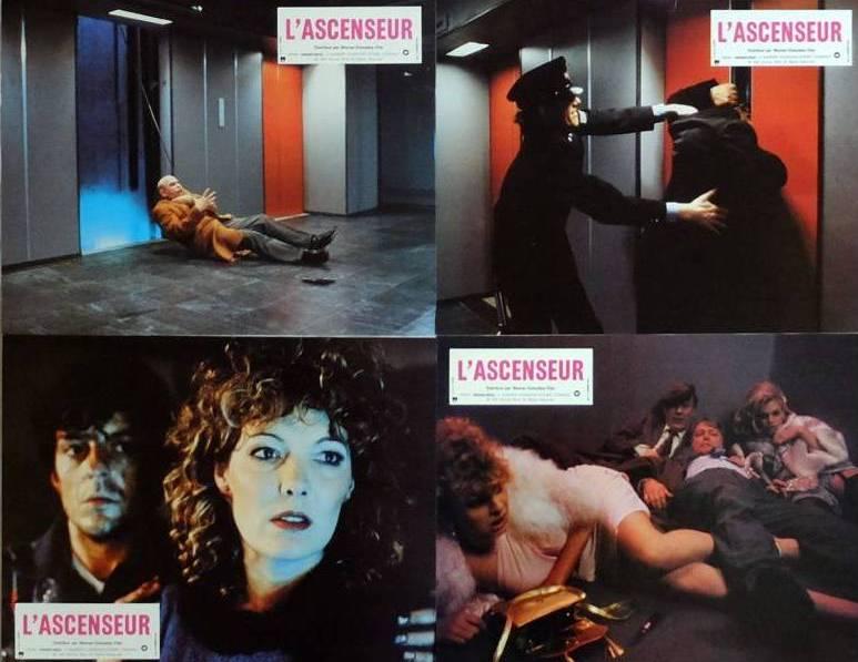 L'ascenseur 1983 photos d'exploitation