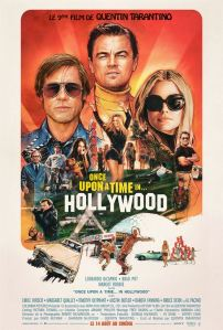 Once Upon A Time In Hollywood 2019 Affiche