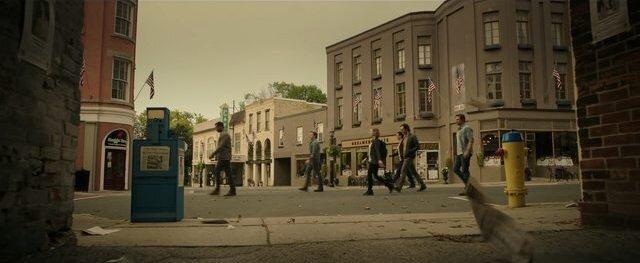 Ca chapitre 2 le club des ratés marche dans les rues de Derry
