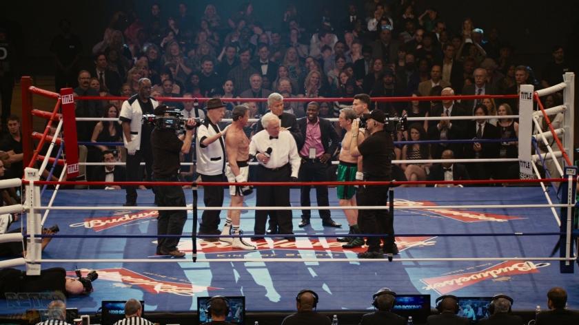 match retour 2013 Razor et Kid en face à face sur le ring