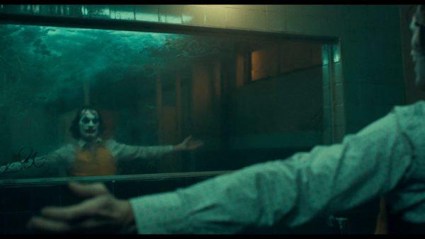 Joker 2019 reflet du miroir
