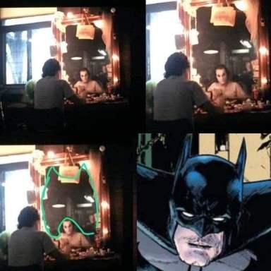 Easter eggs de Batman dans le Joker