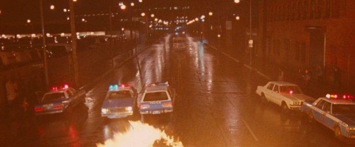 Maniac Cop 2 course poursuite de nuit