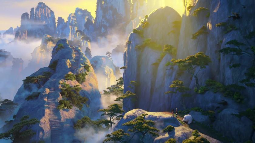 Abominable-dreamworks-montagnes-de-l'himalaya