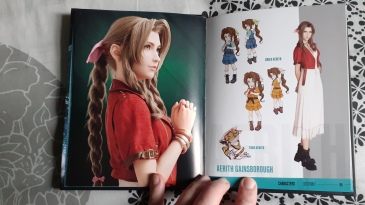 Final-Fantasy-VII-Remake-Edition-Deluxe-PS4-aerith-artworks