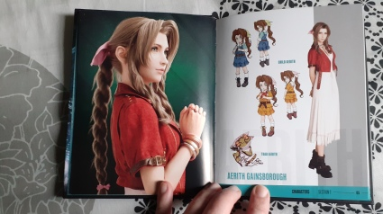 Final-Fantasy-VII-Remake-Edition-Deluxe-PS4-aerith-artworks