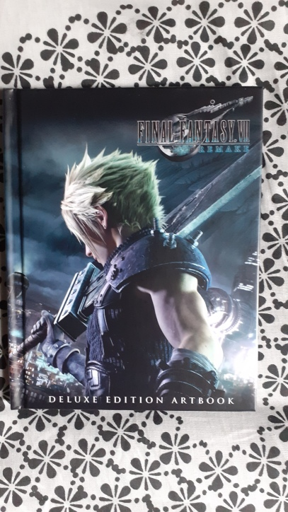 Final-Fantasy-VII-Remake-Edition-Deluxe-PS4-artbook