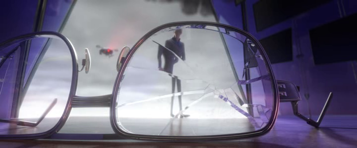 Les-incognitos-un-homme-regarde-au-loin-une-paire-de-lunettes-cassées