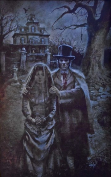 phantom-manor-melanie-et-henry-ravenswood-tableau-inquiétant