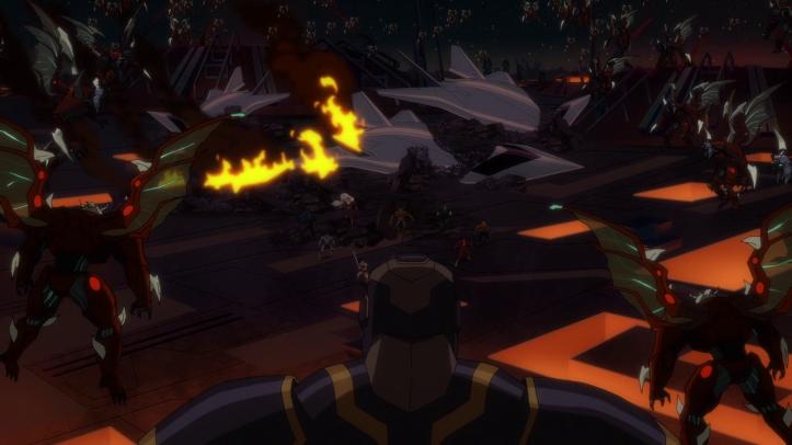 justice-league-dark-apokolips-war-darkseid-et-ses-parademons-encerclent-la-justice-league