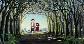 Kié-la-petite-peste-kié-marche-dans-la-forêt-avec-sa-mère